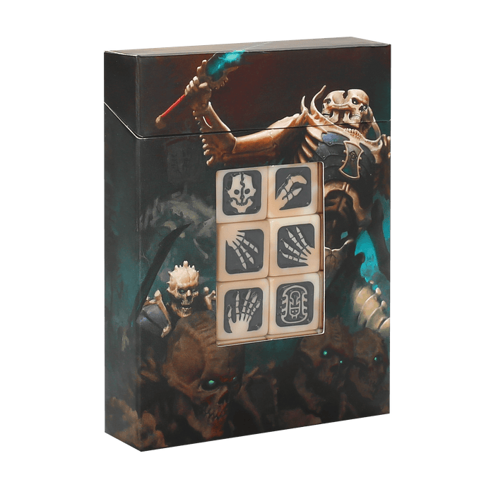 Ossiarch Bonereapers Dice Set