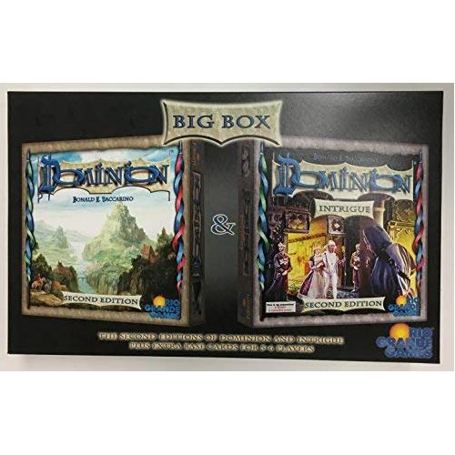 Dominion Second Edition Big Box