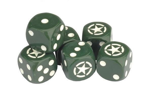 US Dice Tank Expansion