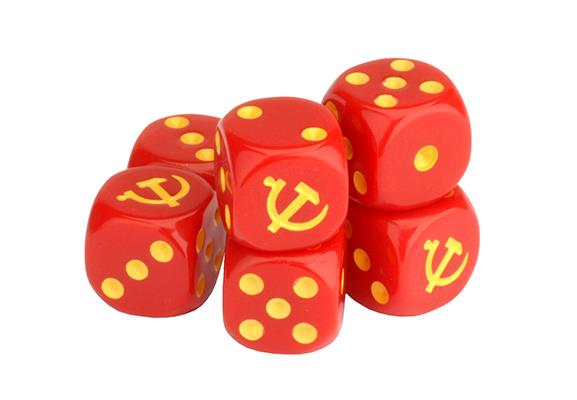 Soviet Dice Tank Expansion