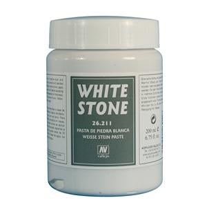 Ground Texture - White Stone