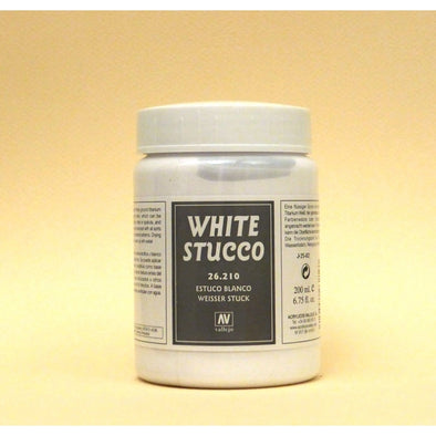 Ground Texture - White Stucco