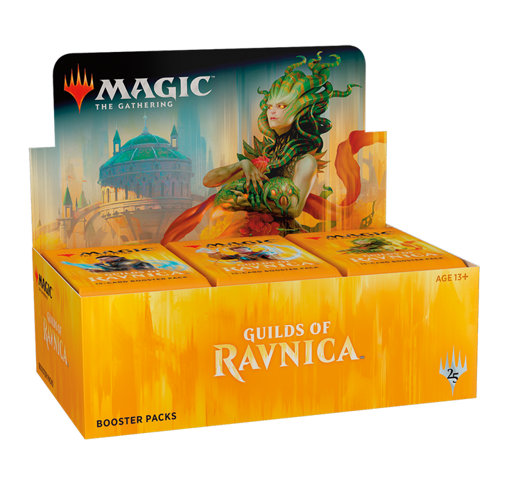 Guilds of Ravnica Booster Box - Buy-a-box promotion