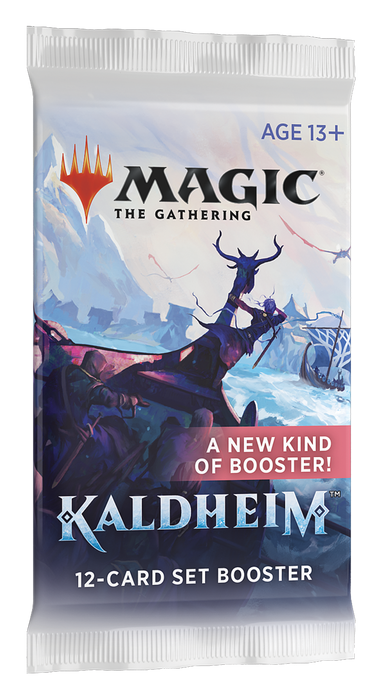Kaldheim Set Boosters (Released 05/02/2021)
