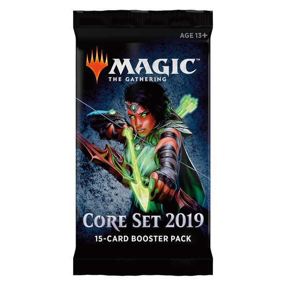 Core Set 2019 Booster