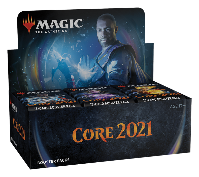 Core Set 2021 Buy-a-Box