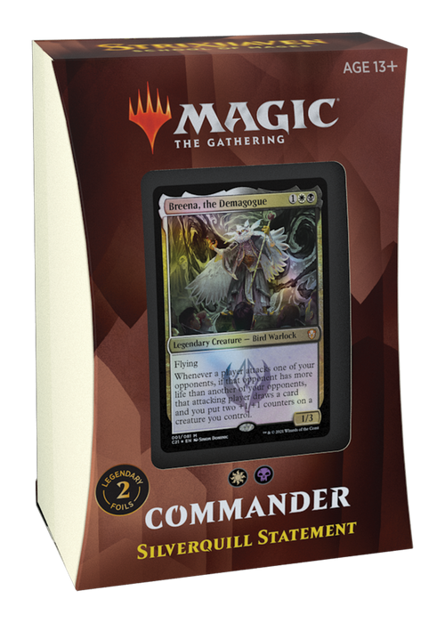 Strixhaven Commander Decks (5 variants available)