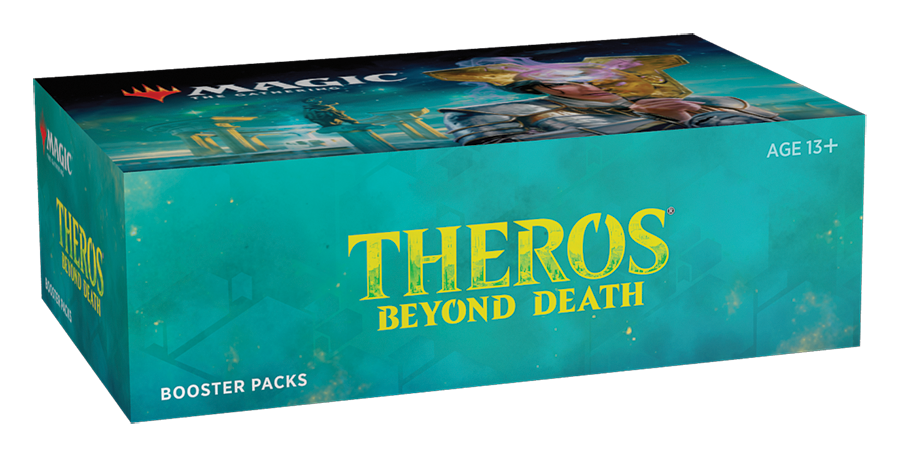 Theros Beyond Death  Buy-a-box