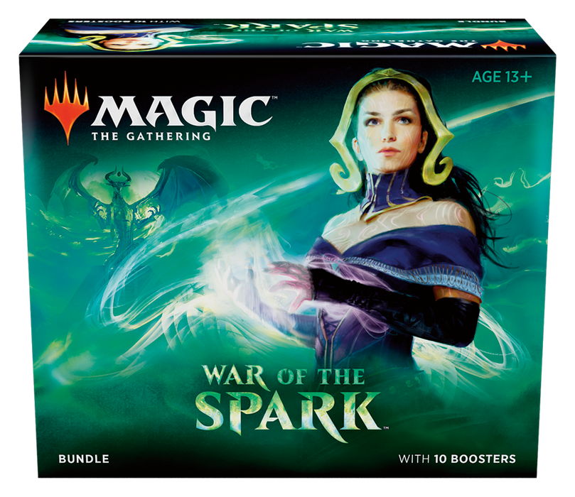 War of the Spark Bundle