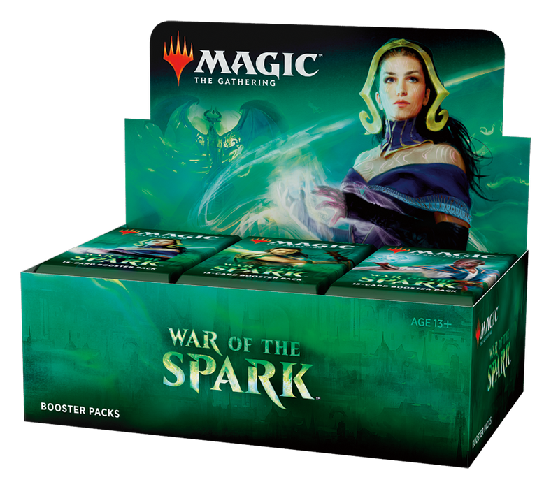 War of the Spark Booster Box - Buy-a-box promotion