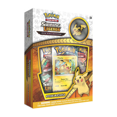 Shining Legends Pin Collections - Pikachu