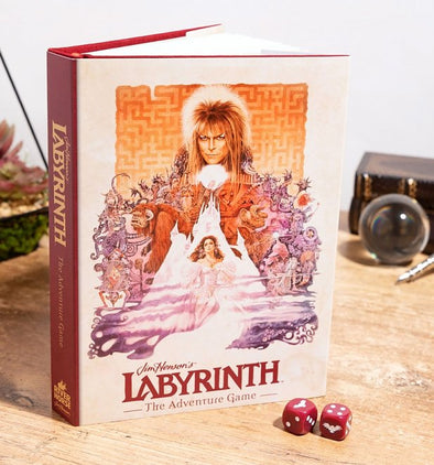 Labyrinth – The Adventure Game