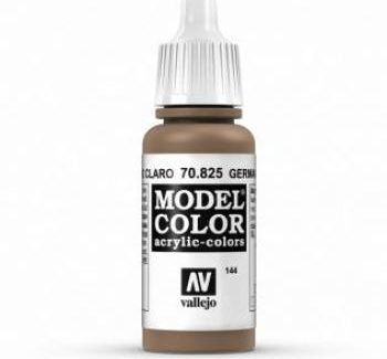 Vallejo Model Color 825 German Cam Pale Brown
