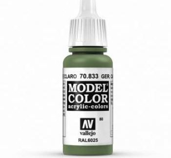 Vallejo Model Color 833 German Cam Bright Green
