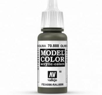 Vallejo Model Color 888 Olive Grey