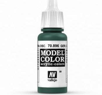 Vallejo Model Color 896 German Extra Dark Green