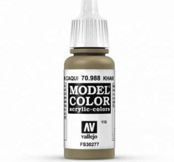 Vallejo Model Color 988 Khaki