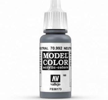 Vallejo Model Color 992 Neutral Grey