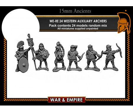 WE-RE24 Western Auxiliary Archers