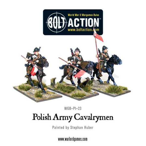 Polish Army cavalrymen