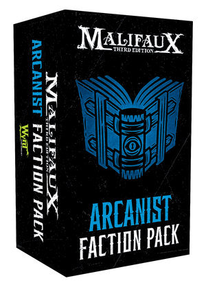 Arcanists Faction Pack - M3e Malifaux 3rd Edition