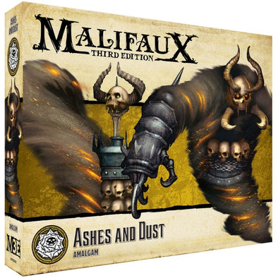 Ashes and Dust - M3e Malifaux 3rd Edition