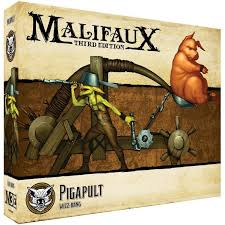 Pigapult - M3e Malifaux 3rd Edition