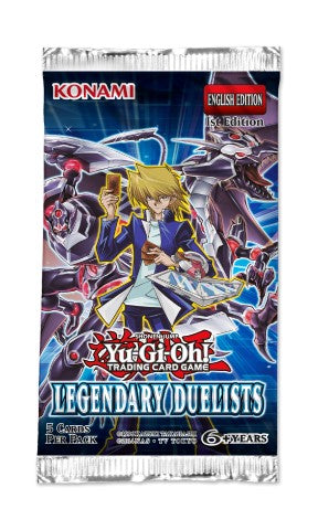 Legendary Duelists Boosters