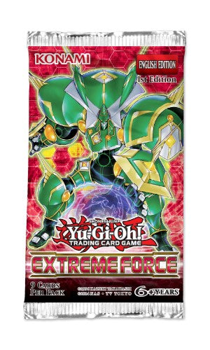 Extreme Force Boosters