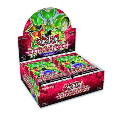 Extreme Forces Booster Box