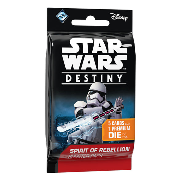 Star Wars Destiny - Spirit of Rebellion Boosters