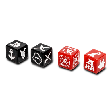 Marker Dice Set