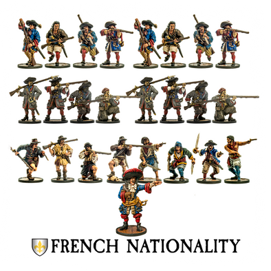 French Nationality Starter Set