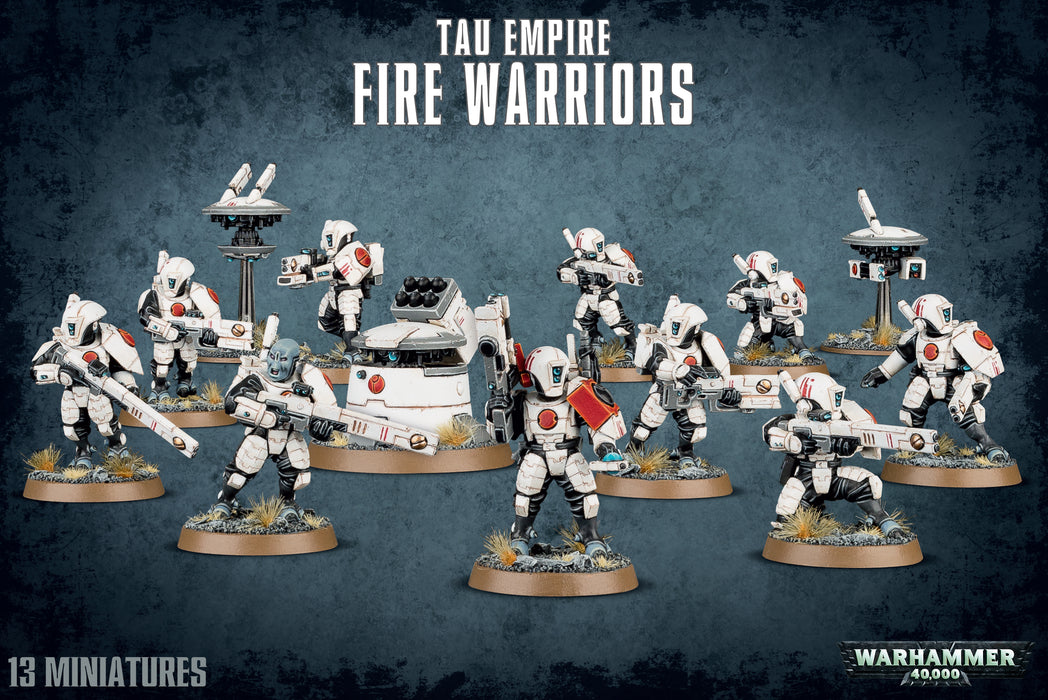 Fire Warriors