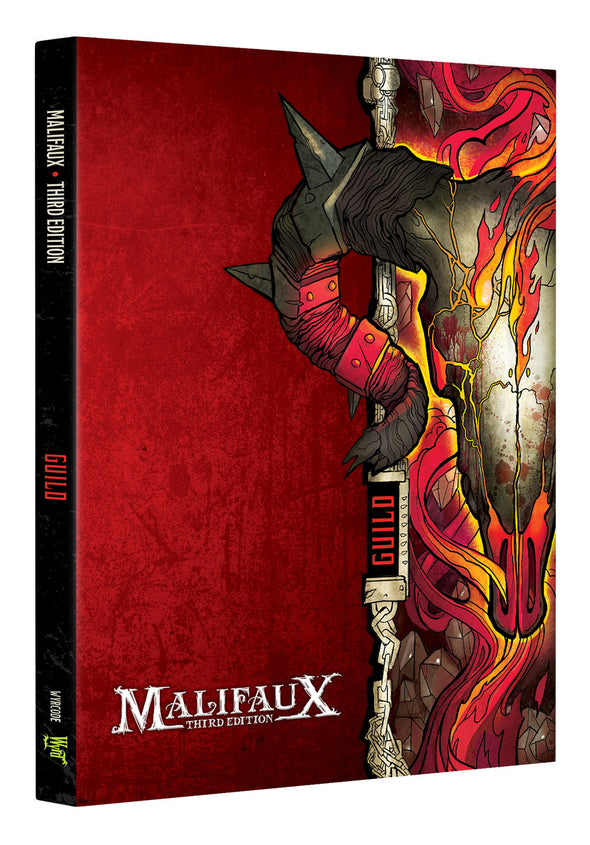 Guild Faction Book- M3e Malifaux 3rd Edition