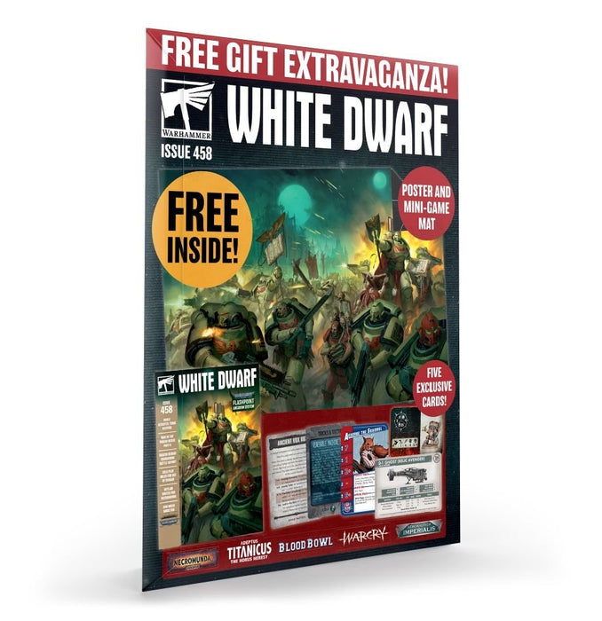 White dwarf - Issue 458
