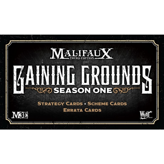 Gaining Grounds Season One