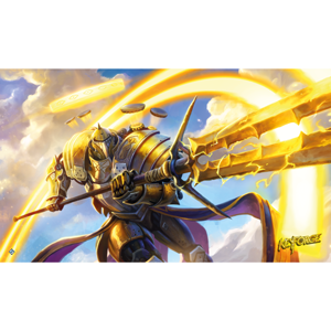 Raiding Knight Playmat