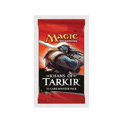Khans of Tarkir Booster