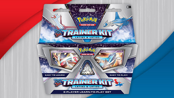 XY Trainer Kit - Latias and Latios