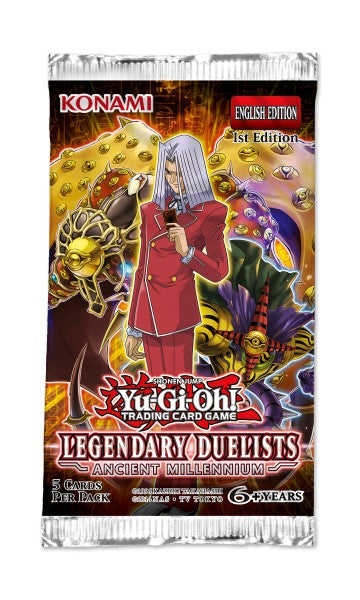 Legendary Duelists: Ancient Millennium