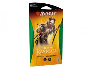 Guilds of Ravnica Theme Booster