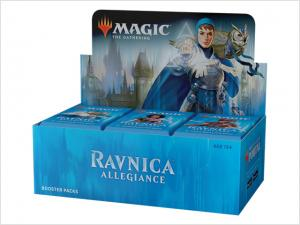 Ravnica Allegiance Booster Box - Buy-a-box promotion