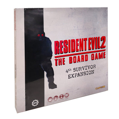 Resident Evil 2 The Board Game 4th Survivor Expansion