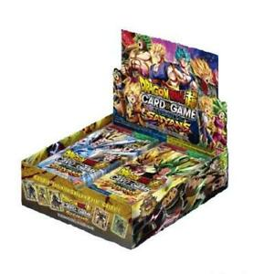 Assault of the Saiyans booster box