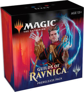 Guilds of Ravnica prerelease pack - Izzet