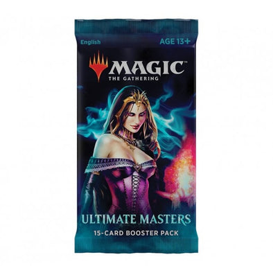 Ultimate Masters Boosters
