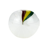 Albino Rasta Glass Spoon