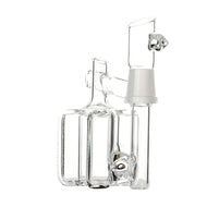 Cross Top Exo Perc Bubbler Oil Rig