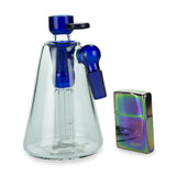 Beaker Pre-cooler with 6-Arm Tree Perc